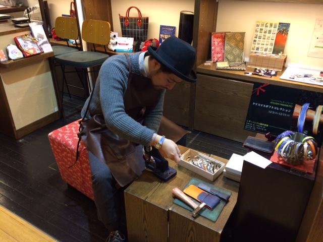 「Atsushi Yamamoto」フェアは11日まで