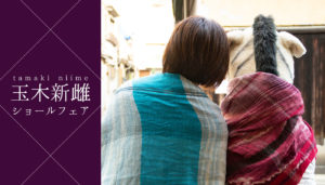 カフェぞうりシュガーフェア in 日本橋三越「華むすび」 @ 日本橋三越「華むすび」